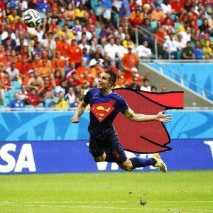 Van pierse Superman