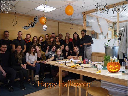Happy Halloween Bazile !