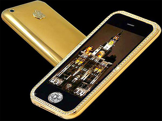 Goldstriker iPhone 3GS Supreme