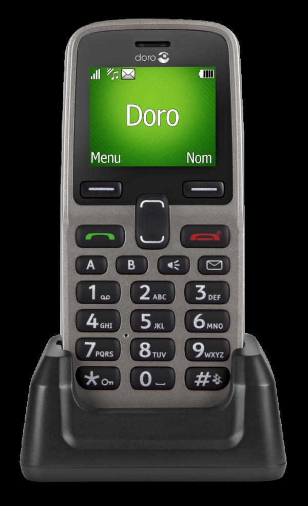 doro 5030 - bazile telecom - mobile senior