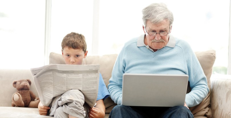 seniors connectés
