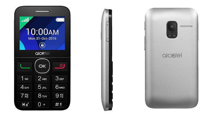 Alcatel 2008 G - téléphone seniors