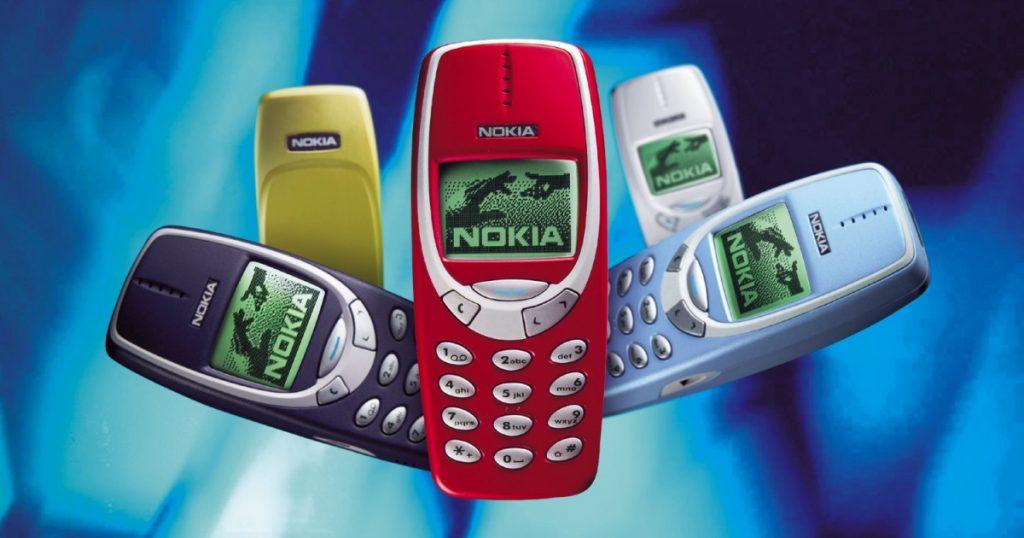 nouveau nokia 3310 original