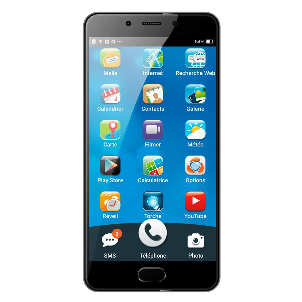 Smartphone ordissimo - Ordissimo - Bazile Telecom