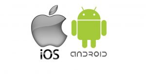 Android - IOS - bouton SOS - Iphone