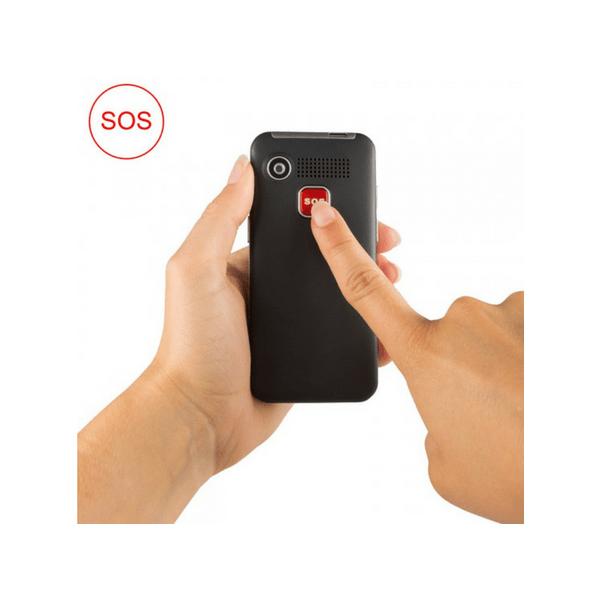 Geemarc CL8360 - touche d'urgence - SOS - mobile amplifié