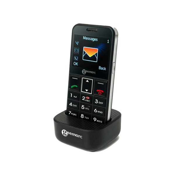 Geemarc CL8360 - mobile seniors - malentendants - mobile amplifié