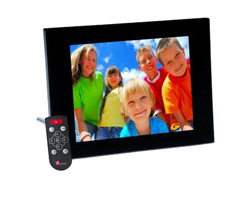 cadre photo connecté - Bazile PhotoConnect - cadre seniors