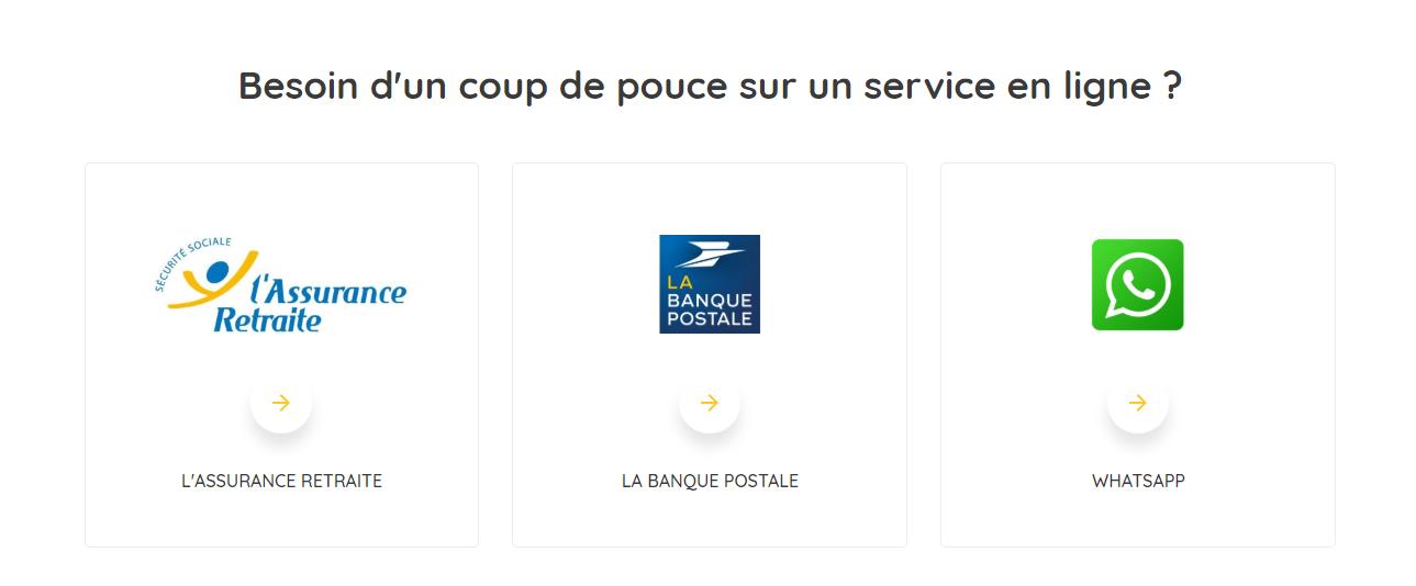 Les Bons Clics - plateforme formation numérique - Bazile Telecom