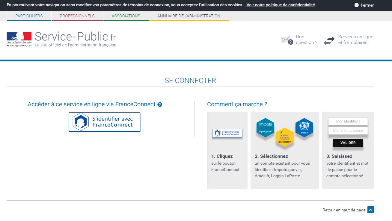 Perceval - site alerte fraude bancaire - Bazile Telecom