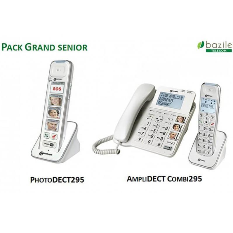 geemarc pack grand seniors combi 295