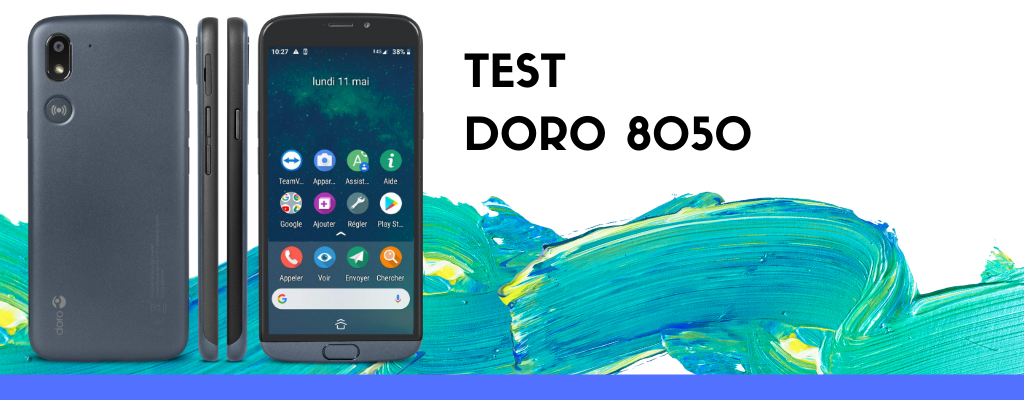 Test Doro 8050
