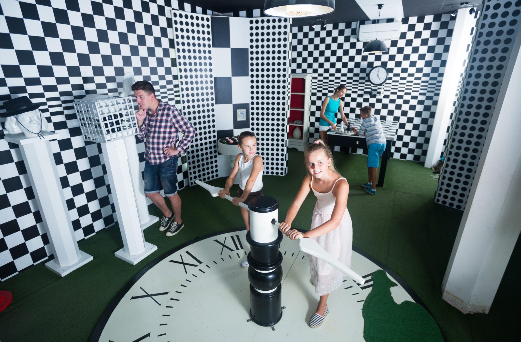 Escape Game enfants - activités avec petits enfants - Bazile Telecom