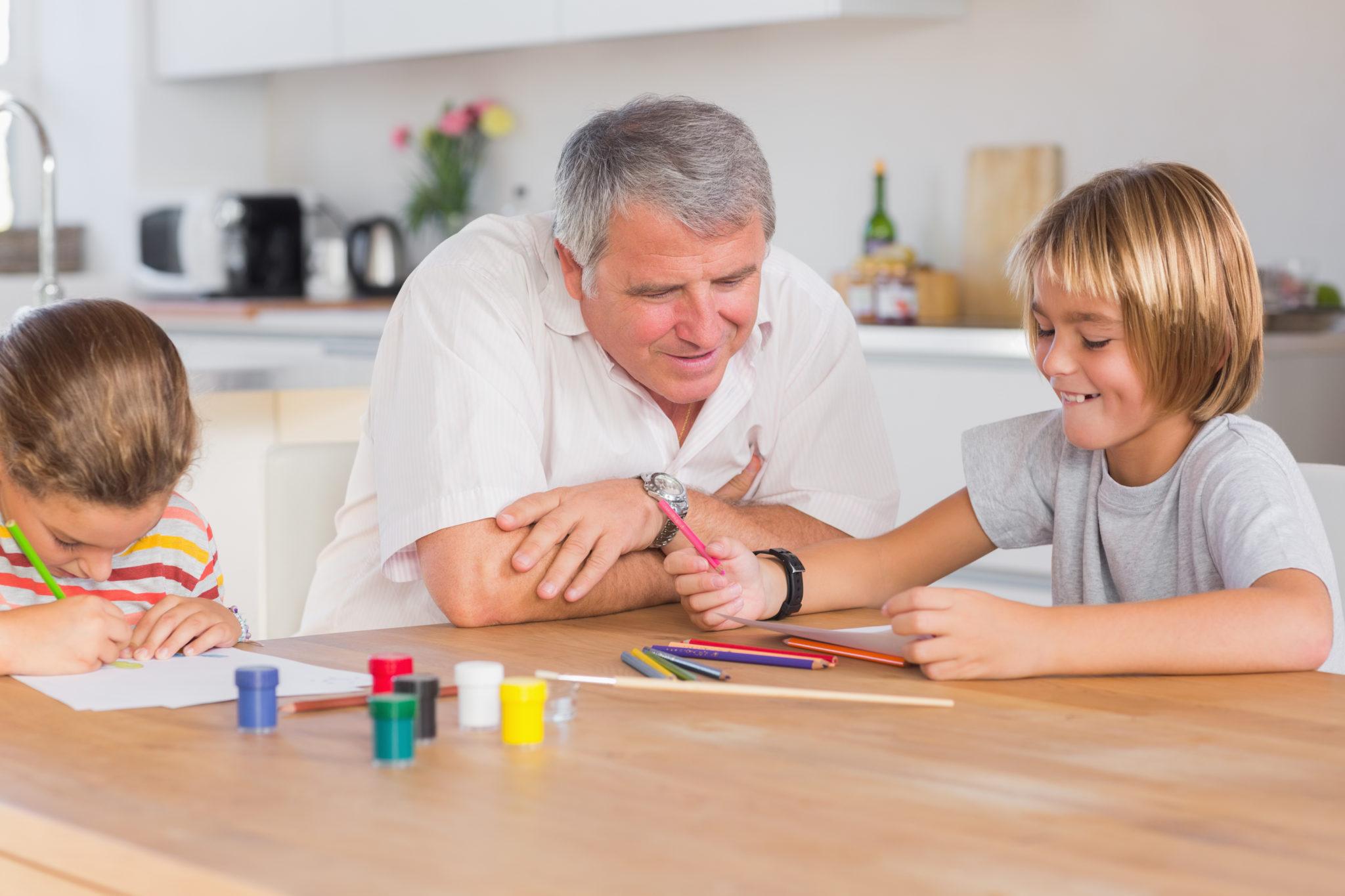 Activités à faire avec enfants été - coloriage - Bazile Telecom