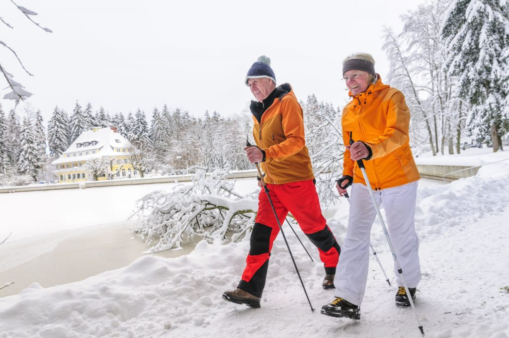 Seniors sport d'hiver - Bazile Telecom