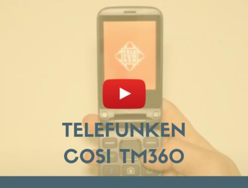 Telefunken TM360 cosi - Bazile Telecom