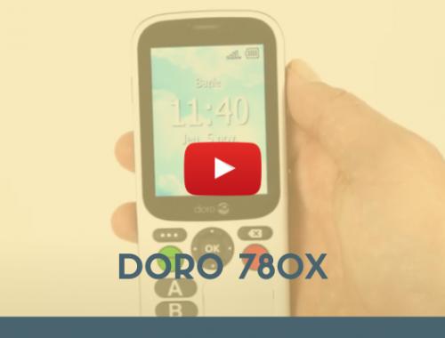 Doro 780X - Bazile Telecom