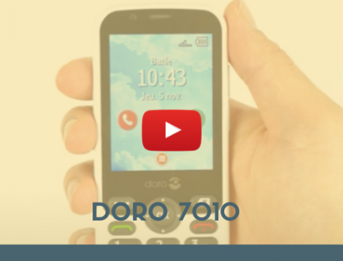 Doro 7010 - Bazile Telecom