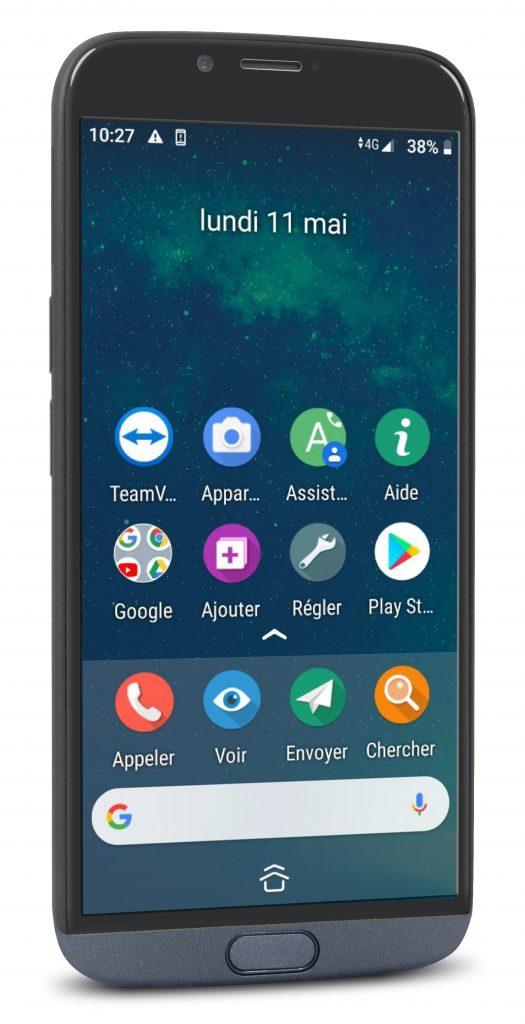Téléphone Doro - Bazile Telecom