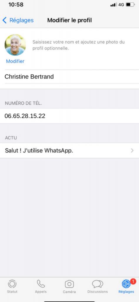 manipulations application - Bazile Telecom
