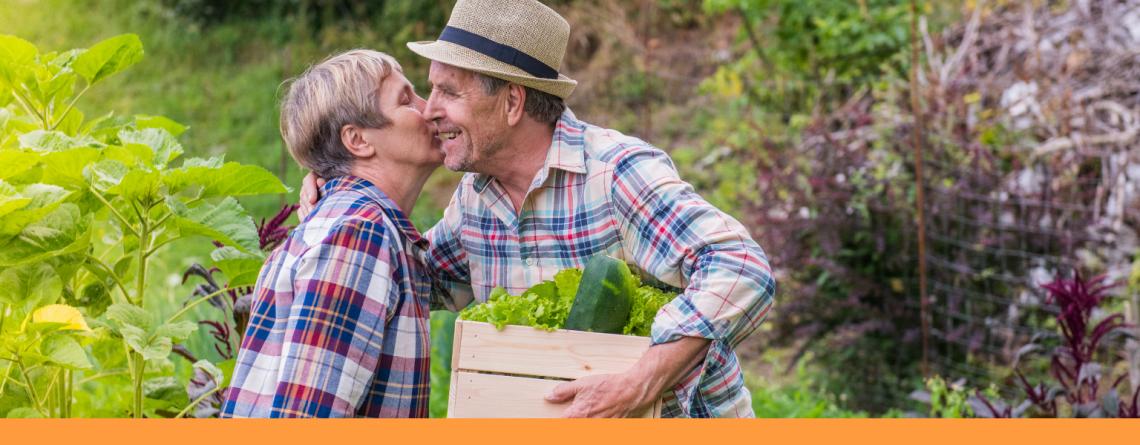 Jardinage pour seniors - Bazile Telecom