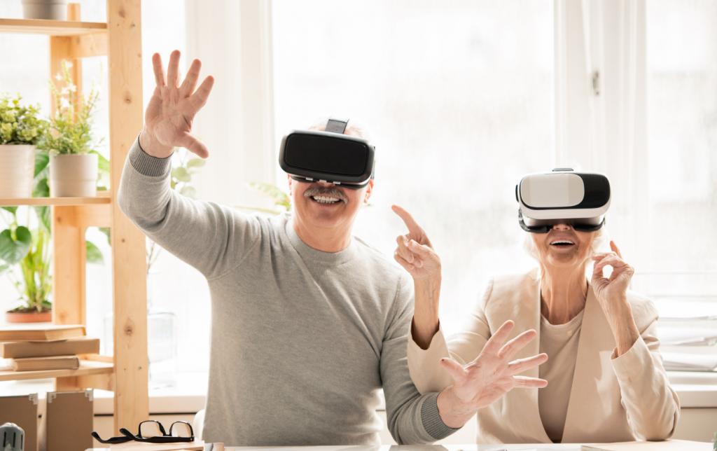 Masque réalité virtuelle - Bazile